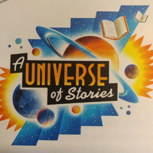 Summer Reading 2019 - A Universe of Stories